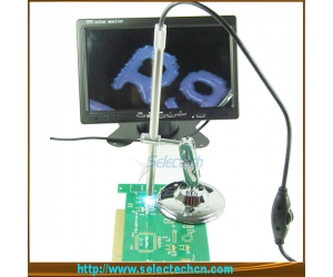 8mm DIGITAL AV PEN MICROSCOPE can be connected to a variety of display screens SE-8AV300-0.3MW