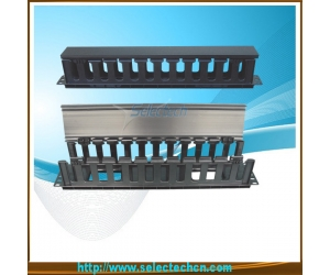 Cable Manager Cable Management Suitable for 19'' standard cabinets