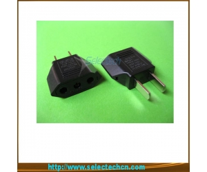Mini Universal Pour l'Europe Usa Plug Adapter gros Alibaba SE-57