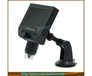 New arrival repair tool Portable LCD Digital Microscope Support for multiple languages