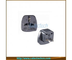 Safe Multi Adapter Series Universal Germany To Usa Adapter Plug  SES-6