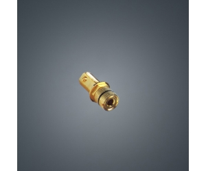 Standard Audio/Video Wall Jack, Gold Plated Copper Banana Binding Post  Coupler Type Wall Plate