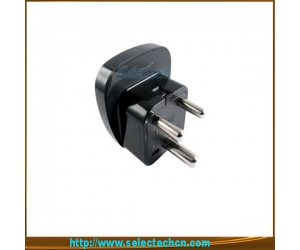 Unique Design Plug Adapter To South Africa Travel Adapter Plug With Secuity Gate  SES-10