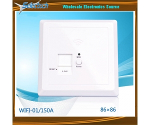 Wireless / wifi router easy install on wall socket hole suitable WIFI-01