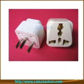 China 10A 250V 4.0mm Universal To 3 Pin Switzerland Travel Power Adapter Plug SE-UA11 factory
