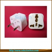 China 250V Universal to Europe Plug Adapter  SE-UA9A factory