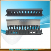 China Cable Manager Cable Management Suitable for 19'' standard cabinets factory