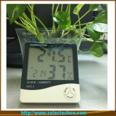 China LCD-scherm digitale hygrometer thermometer indoor SE-HTC-1 fabriek