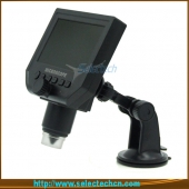 China New arrival repair tool Portable LCD Digital Microscope Support for multiple languages factory
