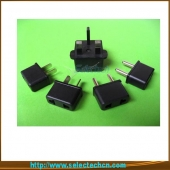 China Smart International Universal Industrial World Travel Smart Plug Adapter  SE-5155 factory