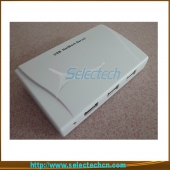China USB2.0 10 / 100M Network Print 4-poorts USB Network Server SE-204U fabriek