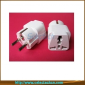 China Universal To Germany Plug Adapter   Converter  SE-UA9 factory