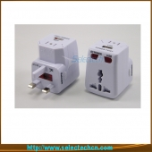China Universal World Travel Usb Adaptor Uk US EU SE-MT81 factory