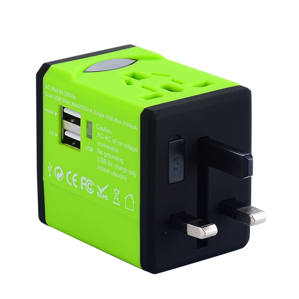 Popular Travel Adapter Usb Charger Plug And Socket