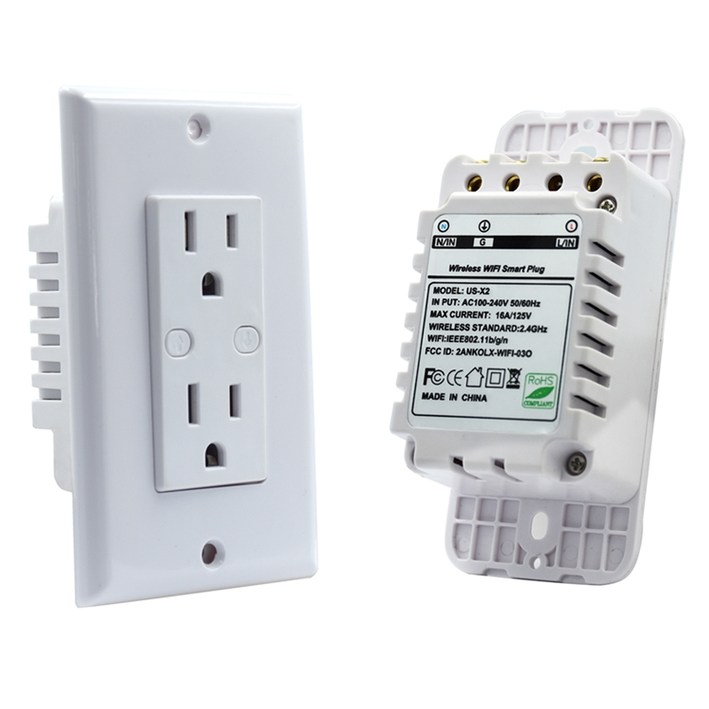 China Wifi Light Switch Manufacturer  Wall Outlets Switch
